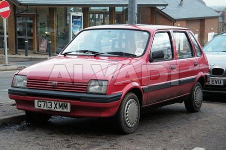 Rover 100 (XP) 01.1989-01.1994