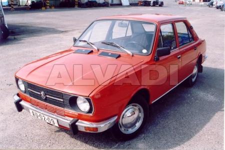 Skoda 105L, 120L, 105F (742/744) 08.1976-10.1991