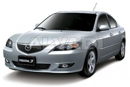 Mazda 3 (BK) 10.2003-07.2009