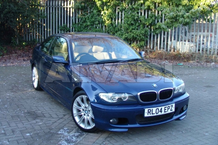 BMW 3 (E46), COUPE/CABRIO 03.2003-09.2006
