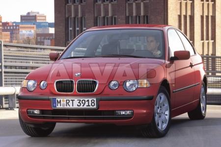 BMW 3 (E46/5), COMPACT 03.2000-12.2004