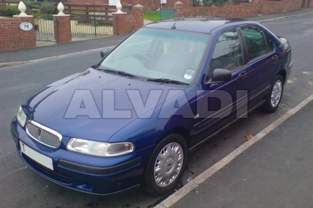 Rover 400 (RT)