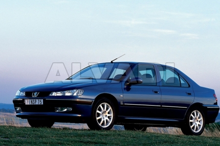 Peugeot 406 SDN + ESTATE (8_)