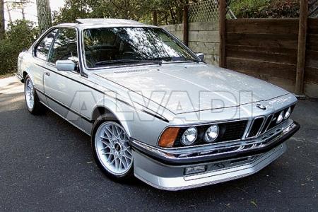 BMW 6 (E24) 08.1978-12.1989