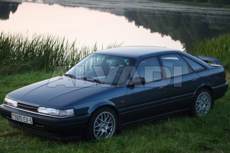 Mazda 626 (GD/GV) SDN//HB//COUPE 09.1987-09.1997