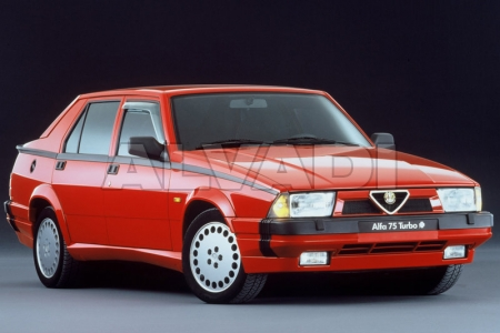Alfa Romeo 75 (162B) 01.1985-12.1995