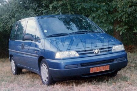 Peugeot 806 (221/224/222/A/B)