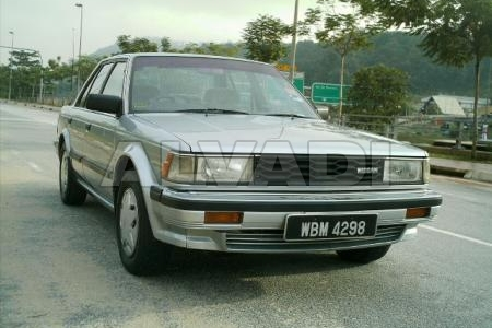 Nissan BLUEBIRD (U11/U12)   SDN/ESTATE/85-88 10.1984-10.1988