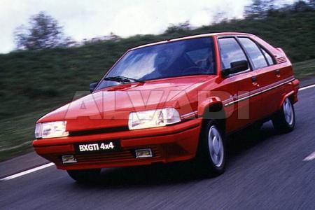 Citroen BX (XB)+ ESTATE 09.1982-06.1994