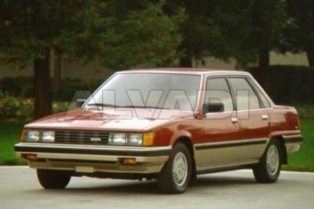 Toyota CAMRY (SV10/11) 01.1982-01.1986