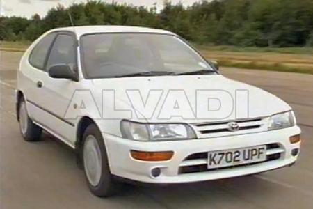 Toyota COROLLA (E10) SDN/HB/ESTATE/LB