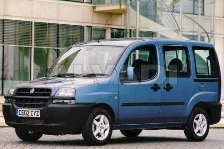 Fiat DOBLO (119/223) 01.2001-12.2005