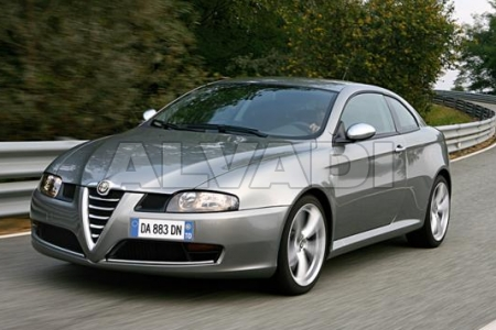 Alfa Romeo GT (937) 11.2003-08.2010