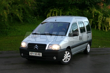 Citroen JUMPY (U6U)