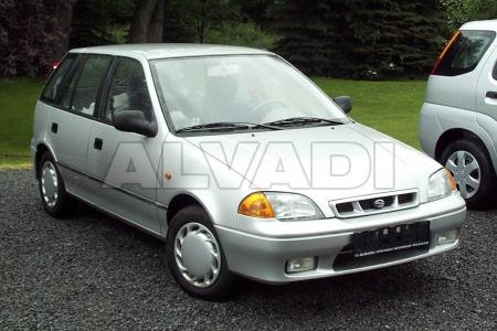 Subaru JUSTY (G3X) 10.2000-09.2003