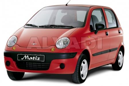 Daewoo MATIZ (KLYA/M100) 01.1998-2008