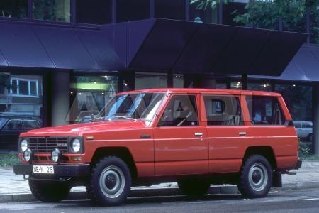 Nissan PATROL (160/K160/WG160/VG160)