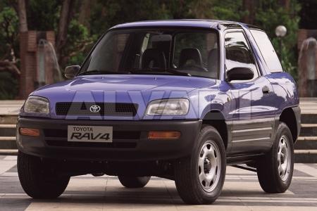 Toyota RAV4 (SXA)