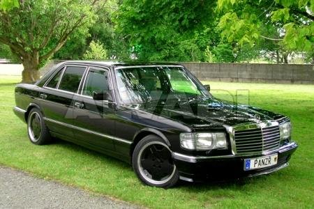 Mercedes-Benz S-Class (W126/C126)