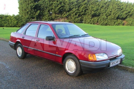 Ford SIERRA  (GBC/GBG/GB4/BNG) H-BACK/SEDAN/ESTATE