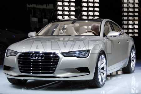 Audi A7 10.2010-...