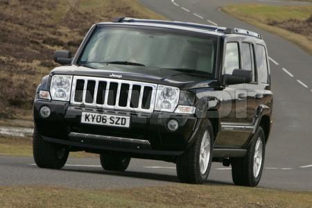Chrysler COMMANDER 09.2005-...