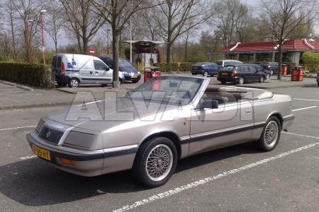 Chrysler LE BARON (AJ) 09.1986-12.1996