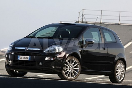 Fiat PUNTO EVO (199)