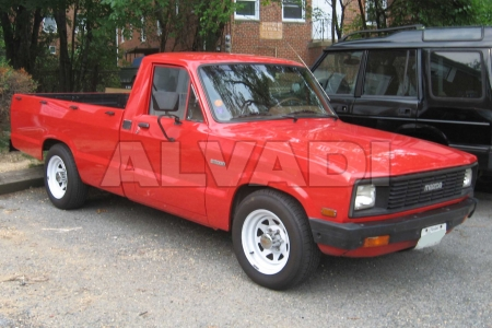 Mazda B-SERIE (UD) 10.1981-08.1985