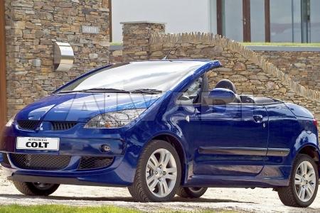 Mitsubishi COLT (CZC) CABRIO 05.2006-...