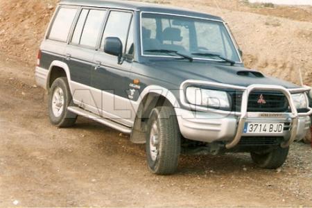 Mitsubishi GALLOPER (JK-01) 02.1999-...