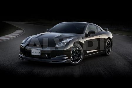 Nissan GT-R (R35) 02.2009-...
