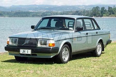Volvo 240 (P242, P244, P245)