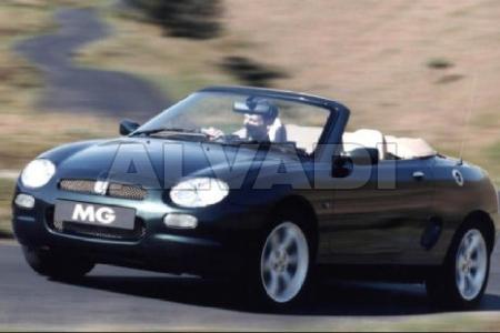 MG F (RD) 03.1995-03.2002