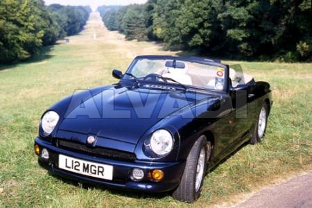 MG R V8 09.1992-12.1995