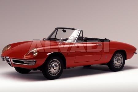 Alfa Romeo SPIDER (115) 1966-1993