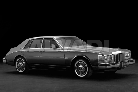 Cadillac Cadillac SEVILLE II (K) 08.1979-12.1985