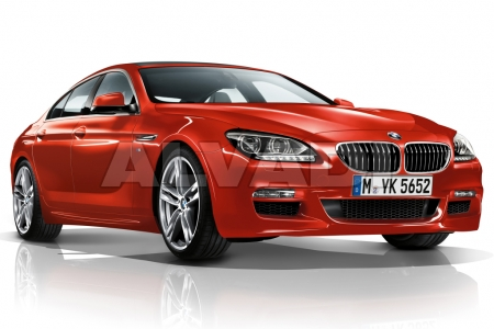 BMW 6 Gran Coupe (F06)