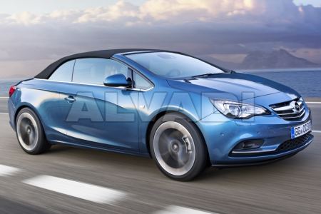 Opel CASCADA (W13)