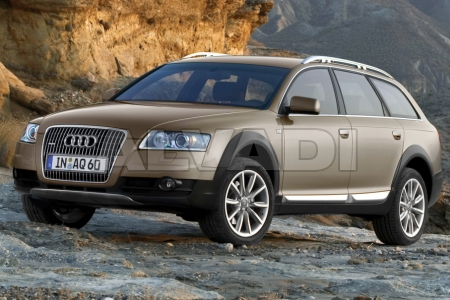 Audi A6 ALLROAD (4FH, C6)