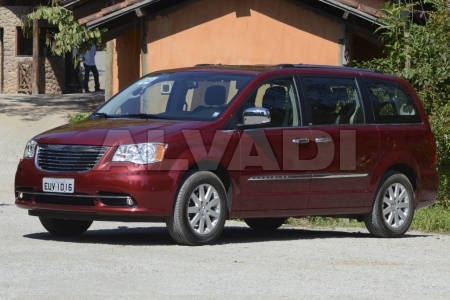 Chrysler TOWN & COUNTRY 11.2011-2016