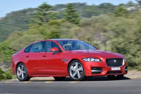Jaguar XF (X260) 05.2015-...
