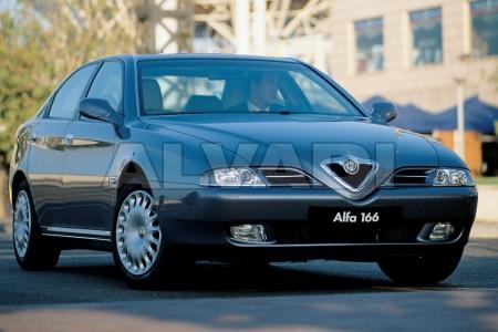 Alfa Romeo 166 (936) 01.1998-11.2003