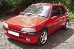 Peugeot 106 (1_) Топливный фильтр