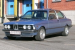 BMW 3 (E21) Car heating warm-up system