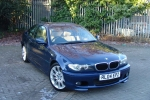 BMW 3 (E46), COUPE/CABRIO Glass protection