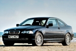 BMW 3 (E46), COUPE/CABRIO Bumper reinforcement
