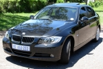 BMW 3 (E90/E91), SDN /TOURING Under gearbox cover