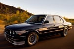 BMW 5 (E28) Lacquer finish