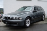 BMW 5 (E39) Anti-corrosion agent for closed profiles